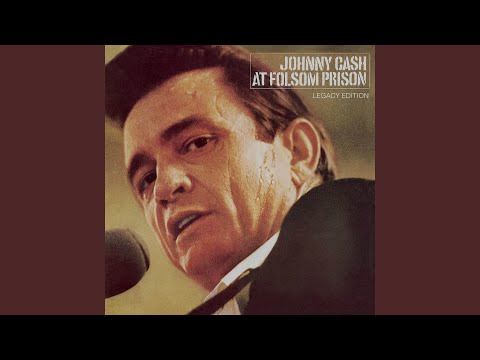 Announcements and Johnny Cash Intro from Hugh Cherry (Live at Folsom State Prison, Folsom, CA)... Mp3