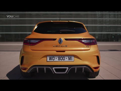 Renault Megane RS (2018) Civic Type R killer?