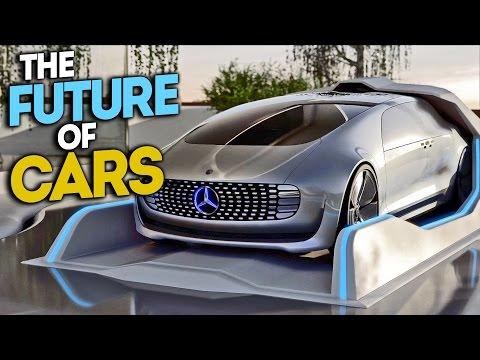 Mercedes F 015 Luxury in Motion - Future Film
