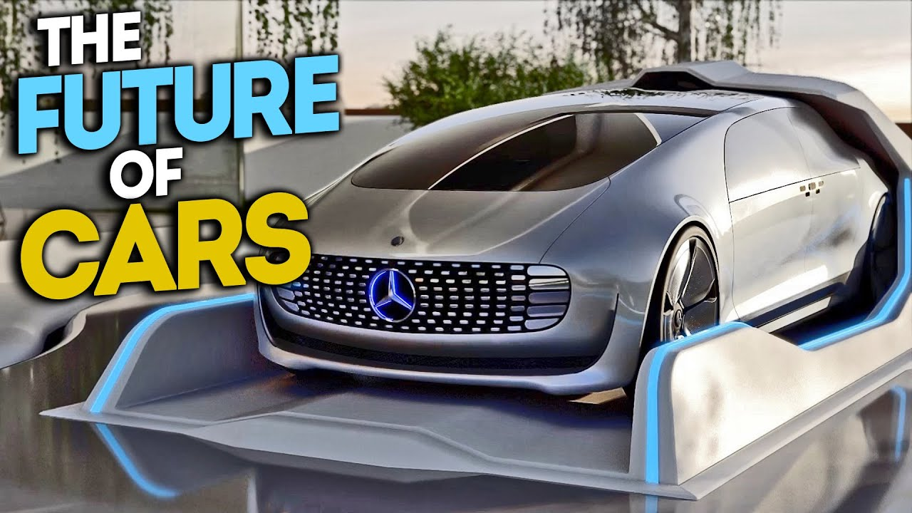 Mercedes F 015 Luxury In Motion Future Film Youtube