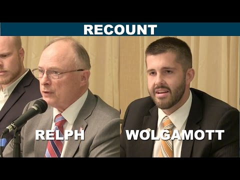 MN Senate District 14 Recount - Benton County