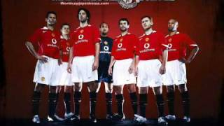 manchester united TAKE ME HOME UNITED ROAD song
