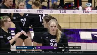 West Virginia vs TCU Women