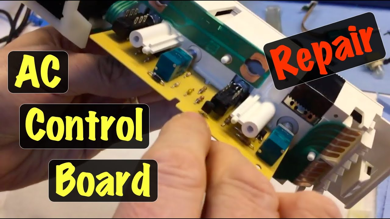 [DIAGRAM_38IS]  1996 97 98 99 GM Truck AC Blows Floor Only / Climate Control Module  Transistor Repair (Chevy & GMC) - YouTube | 98 Chevy Ac Wiring |  | YouTube