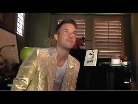 At Home With Brandon Flowers - Spin Magazine Interview
