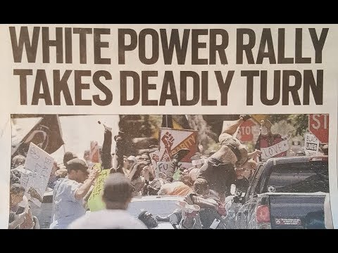 DISCUSSING A VERY DISTURBING ARTICLE ABOUT CHARLOTTESVILLE. PART 2. THIS IS WHAT WINNING LOOKS LIKE