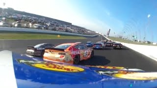 Greatest Restart Ever? ft. Martin Truex Jr