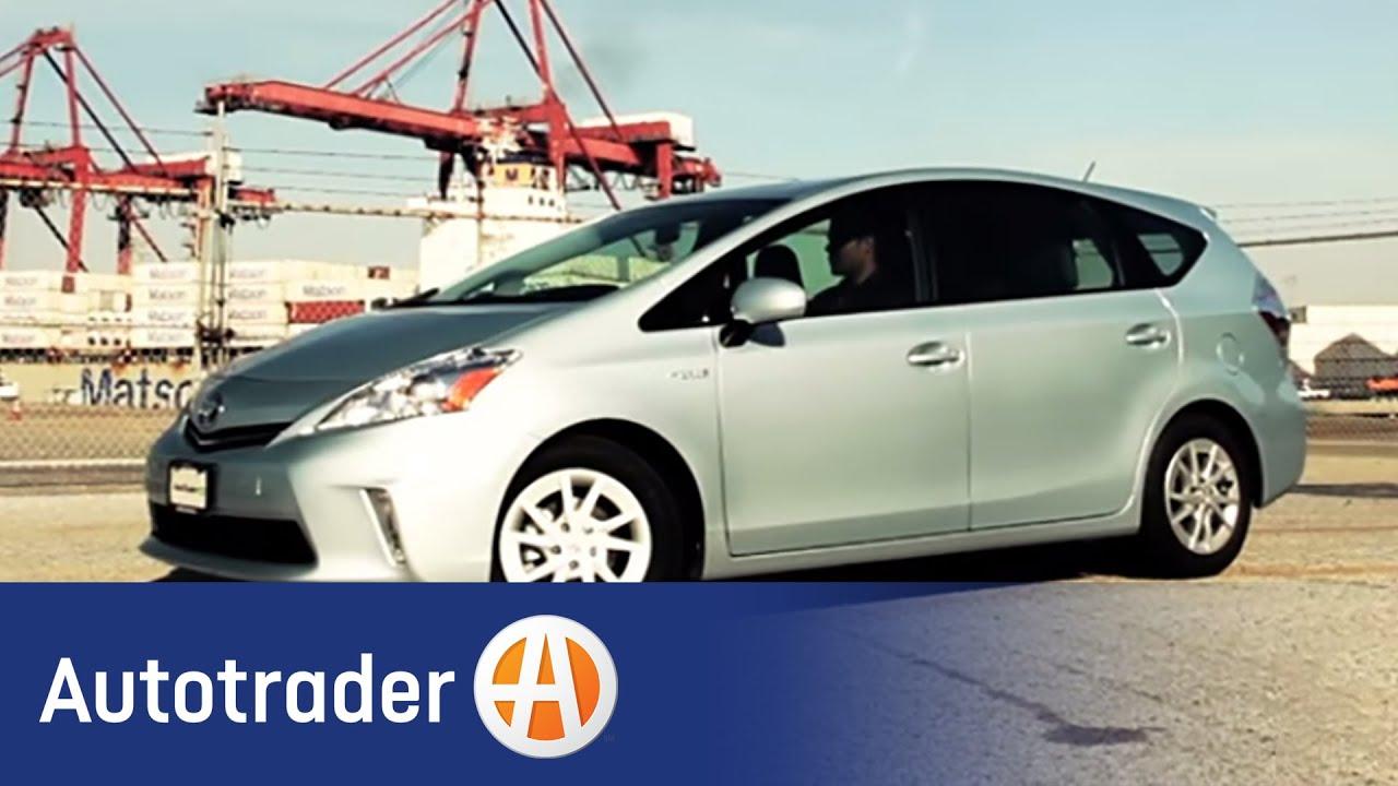 2012 Toyota Prius V - Hybrid | 5 Reasons to Buy | AutoTrader - YouTube