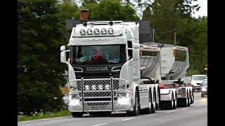 Scania R580 8X4 V8 Hook Lift