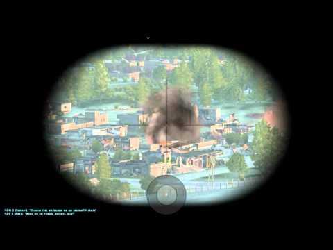 ArmA2:PR Spotting for mortars