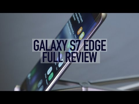 Samsung Galaxy S7 Edge review: Best android phone?