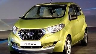 [Hindi-हिंदी] Datsun Redi Go Features in 2 Min Only