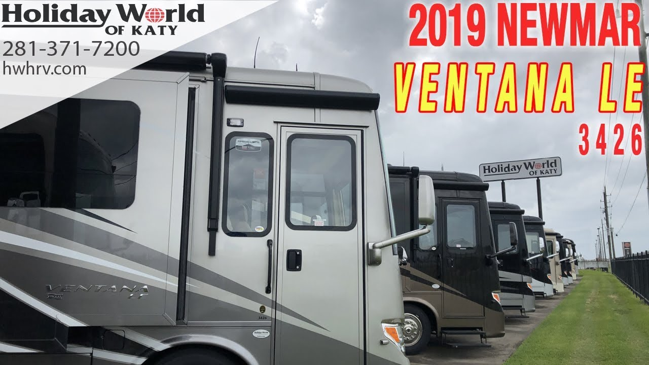Take a look at the Newmar Ventana LE 3426