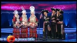 ASIATV - MUSICA FOLCLÓRICA DE DIFERENTES ETNIAS CHINAS