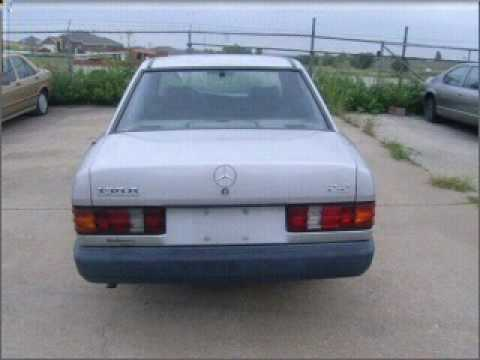 1984 Mercedes-Benz 190-Class - Fort Worth TX - YouTube