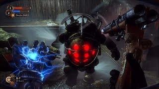 Bioshock 2 ~ All Bosses