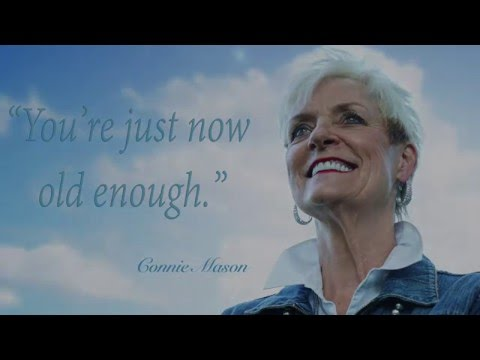 You're Just Now Old Enough -- Connie Mason