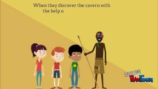 Tennis Shoes Among the Nephites books 1 and 2 Book Trailer