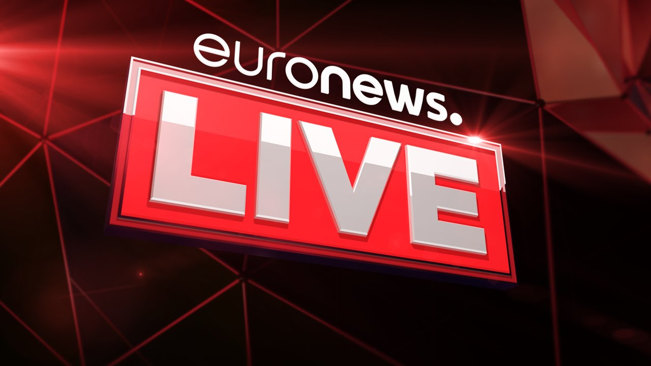 LIVE  - euronews