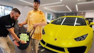 Download Homeless Man Buys A Lamborghini Mp3 and Videos