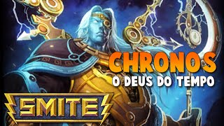 SMITE BRASIL - Chronos o Deus do tempo! BUILD + GAMEPLAY!