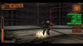 Silent Line: Armored Core - Me vs Mobius