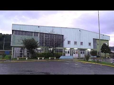 Lota deportes, gimnasio municipal de Coronel 24. 06. 2017.