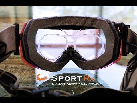 Prescription Snow Goggles | SportRx