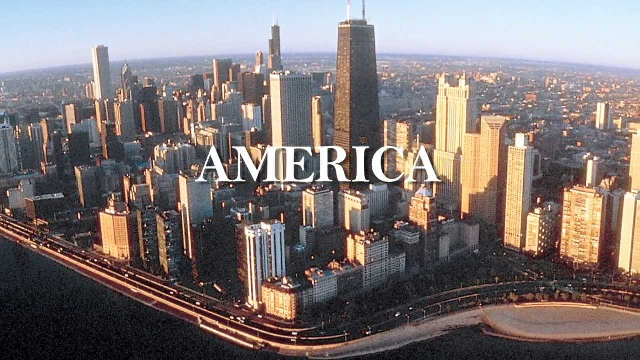 America Single By Chicago Youtube