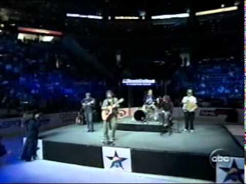Goo Goo Dolls - Sympathy (NHL All Star Game 2003)