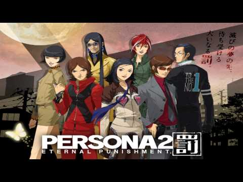 [PSP] Persona 2 Eternal Punishment - Boss Battle Theme (Extended)