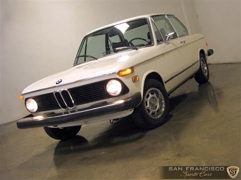 1976 Bmw 2002 For Sale With Only 583 Miles Youtube