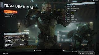 Call of Duty: Black Ops 3 BETA - PC Gameplay (Team Deathmatch - Combine)