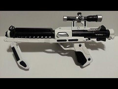 F-11D Stormtrooper Blaster Rifle | For my birthday last