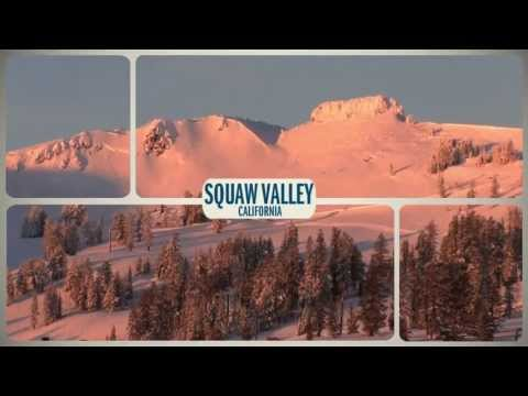 Squaw Valley USA Ski Resort Video Preview