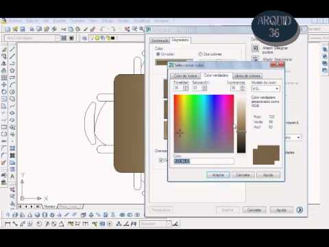 Colorear pintar en autocad tutorial youtube