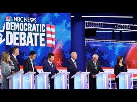Racism in America, Socialism, and Medicare for All Dominate Democratic Debate (1/2)