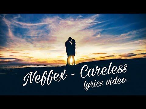 Neffex - careless (copyright free) [lyrics video]