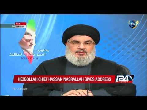 12/21: Hassan Nasrallah's speech