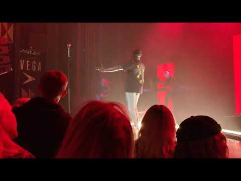 Jacob Banks - Unknown - Live from Copenhagen