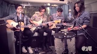 The Colourist - Little Games | Live at OnAirstreaming