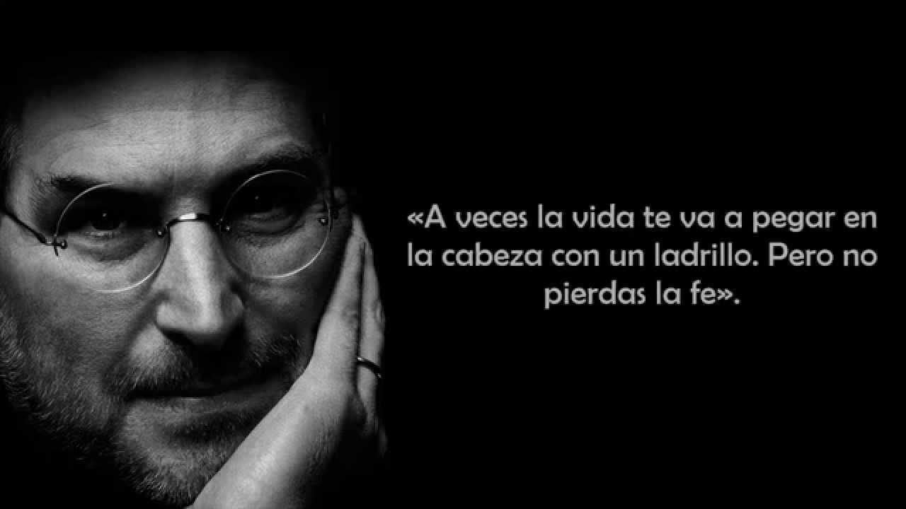 Frases Motivadoras: Frases De Steve Jobs FRASES MOTIVADORAS Inspiracion