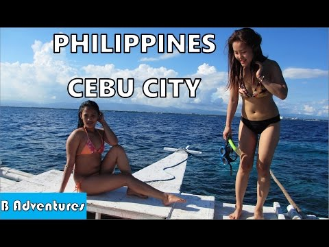 Cebu City: Island Hopping, Tops Lookout, Philippines S1 Ep7