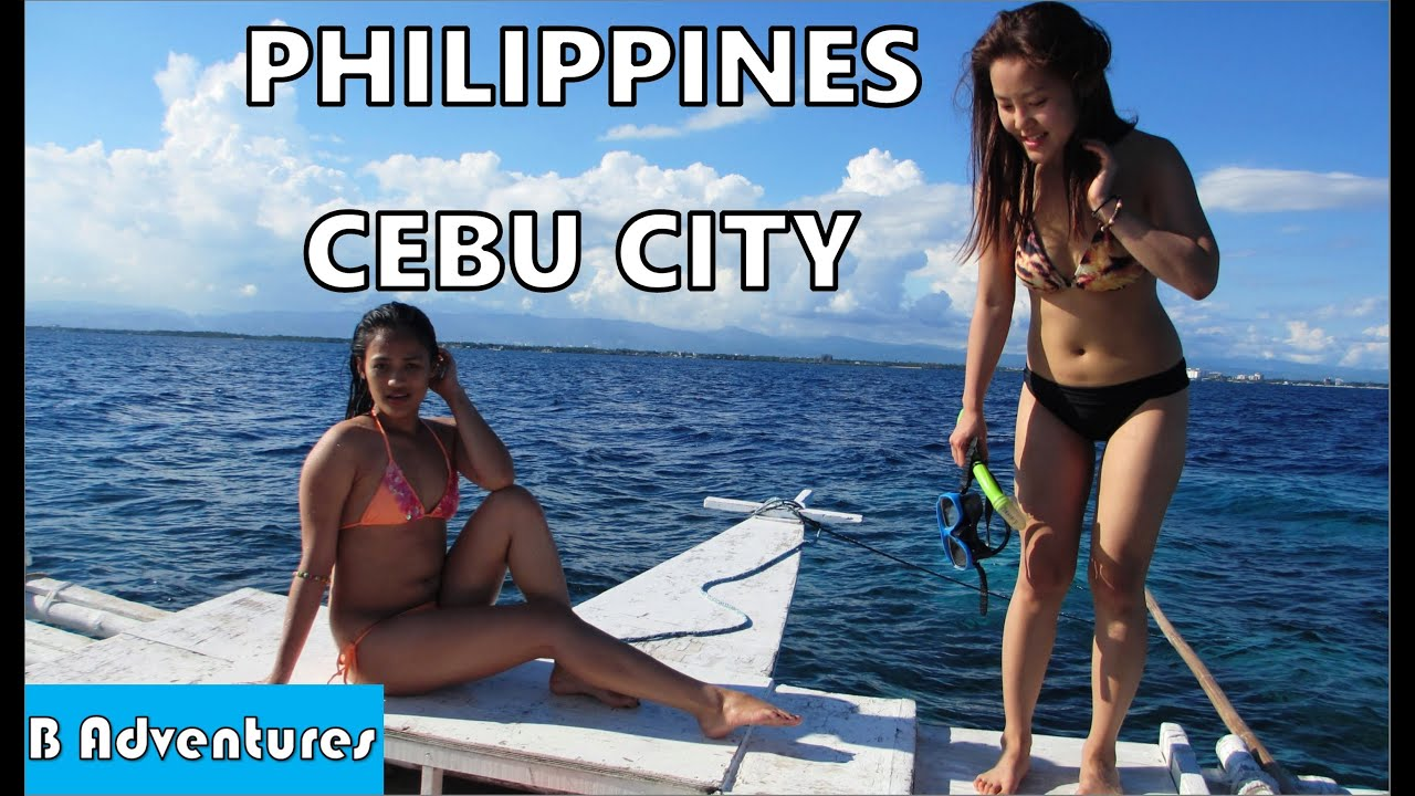 cebu city island hopping tops lookout philippines s1 ep7 youtube