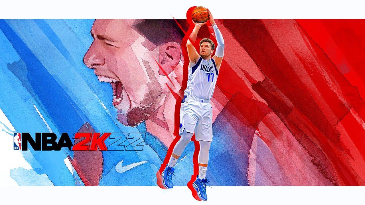 《NBA 2K22》中文发表预告片 | 封面球星公开