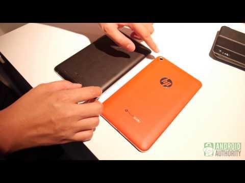 HP Slate 7 vs Google Nexus 7