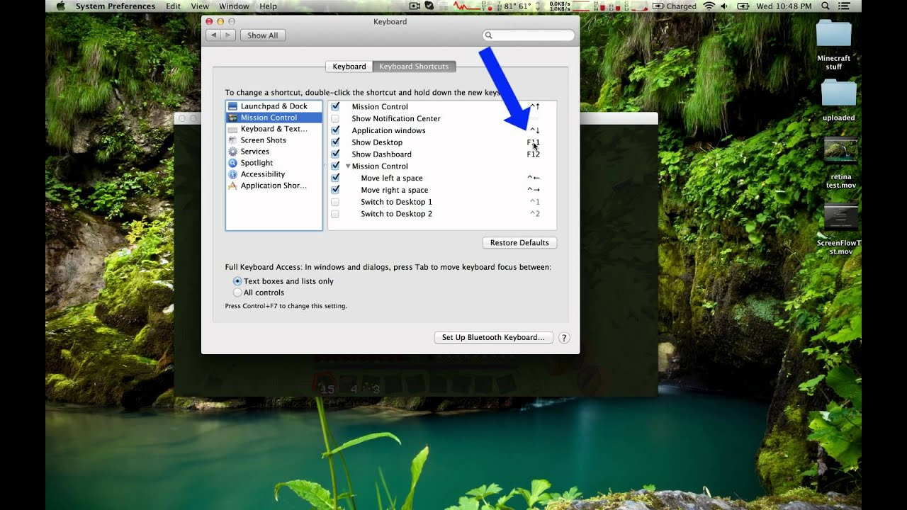 How To Make Minecraft Fullscreen On Mac Os X Mountain Lion (before Full Screen Option)