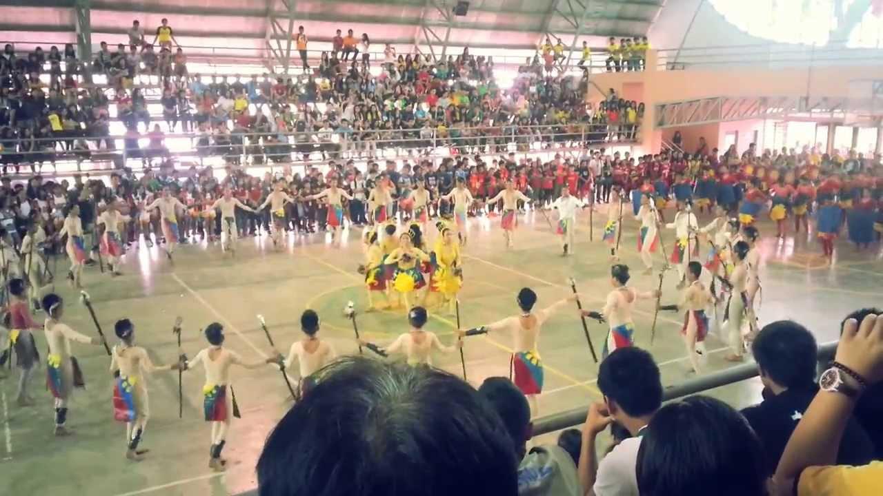 meycauayan college high school department dance crew