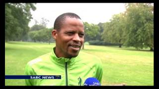 Hendrick Ramaala preparing for Two Oceans Ultra Marathon second attempt