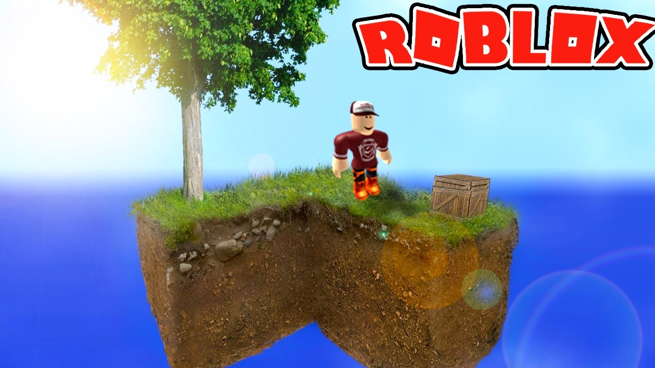 how to play skyblock on roblox